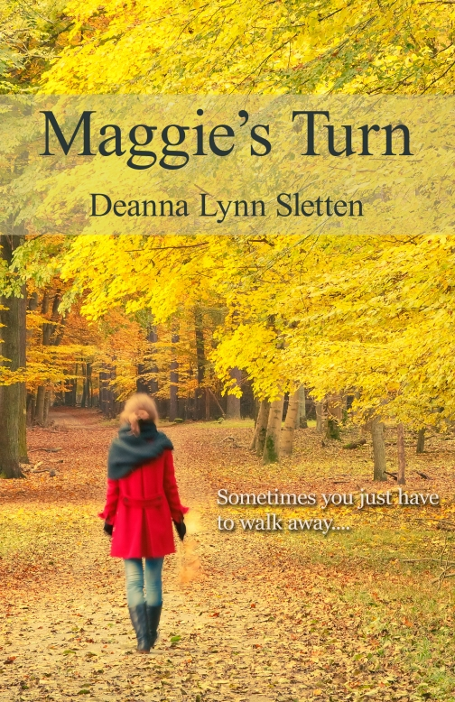 Maggie's Turn Amazon w Tagline