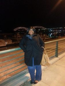 Chillin' by the Mississippi River a stones throw from Beale St