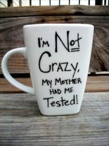 Not crazy