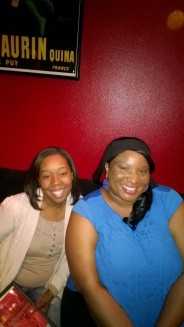 Me and my Godsister Candice