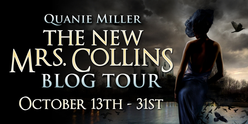 The New Mrs. Collins - Blog Tour Banner