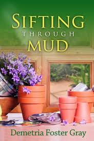 sifting through mud