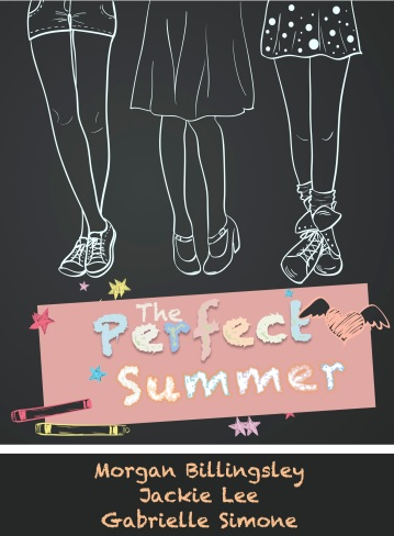 The Perfect Summer Front Cover-2