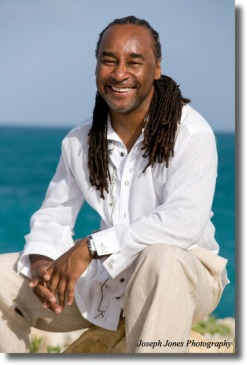 Eric Jerome Dickey Photo Courtesy of ericjeromedickey.com